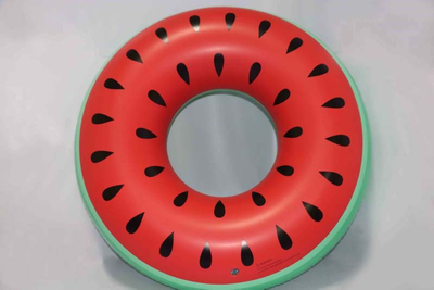 Inflatable Watermelon Swim Ring Buy Inflatable